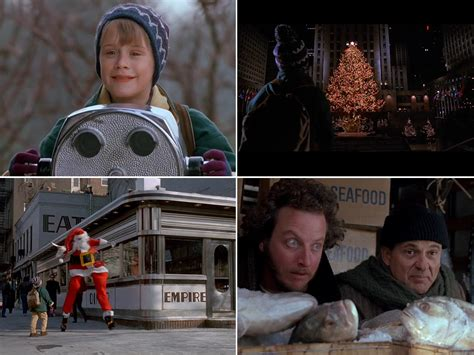 Home Alone 2's New York City Locations, Definitively Mapped  Curbed Ny