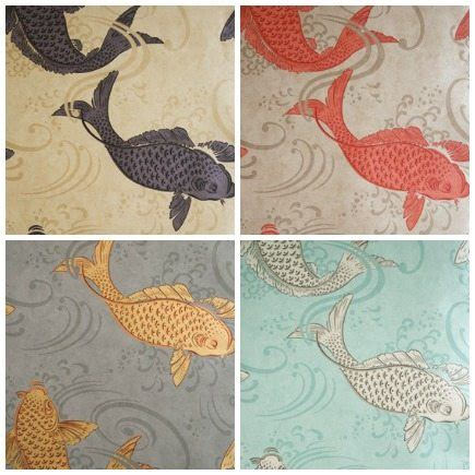 osborne   koi fish wallpaper gallery