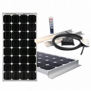 Panneau Solaire Camping Car Quelle Puissance : kit panneau solaire camping car grande puissance 200 w ~ Medecine-chirurgie-esthetiques.com Avis de Voitures