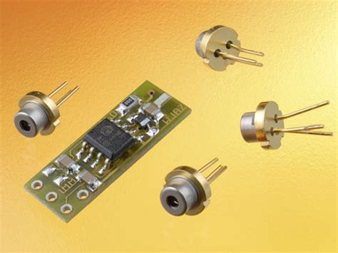 Drive Electronics For Laser Diodes Diode