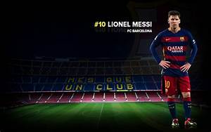 Beautiful Lionel Messi Adidas Wallpapers - FC Barcelona ...