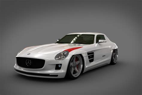 gwa panamericana styling kit    mercedes benz sls
