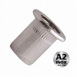 Ecrou A Sertir : acheter crous sertir inox a2 chez ~ Melissatoandfro.com Idées de Décoration