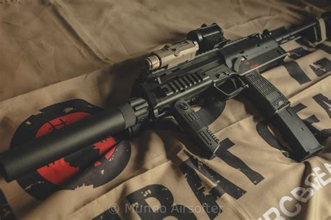 review  mp gbb mundo airsofter