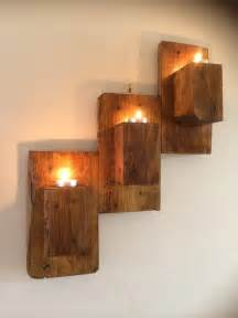 kitchen storage shelves ideas pallet wall mounted candle holders