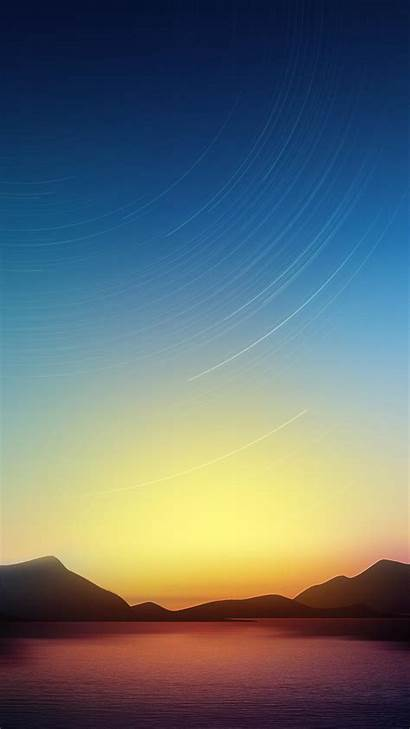 Screen Phone Upgrade Wallpapers Desert Sky Weekly