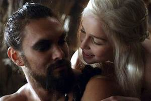 """Jason Momoa's response to Dany's big moment on """"Game of ..."""