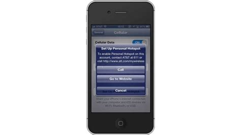 t mobile hotspot iphone how to enable hotspot on iphone