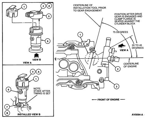 service manual   change timing synchronizer