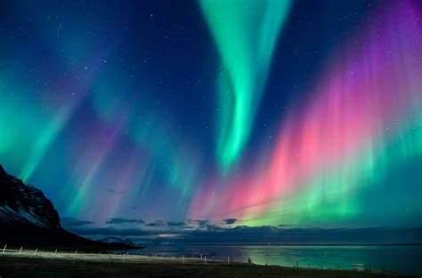 Northern Lights Iceland by Jeep Tour Springs Northern Lights And