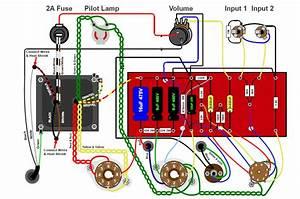 Fender Champ Wiring