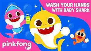 there is a baby shark handwashing song 98 7 the bull