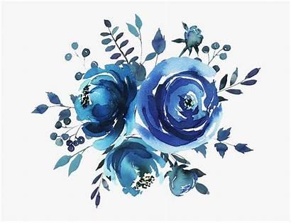 Watercolor Flowers Watercolour Floral Clip Painting Bouquets