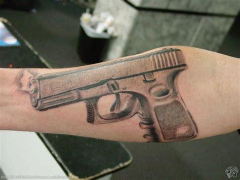 glock tattoos