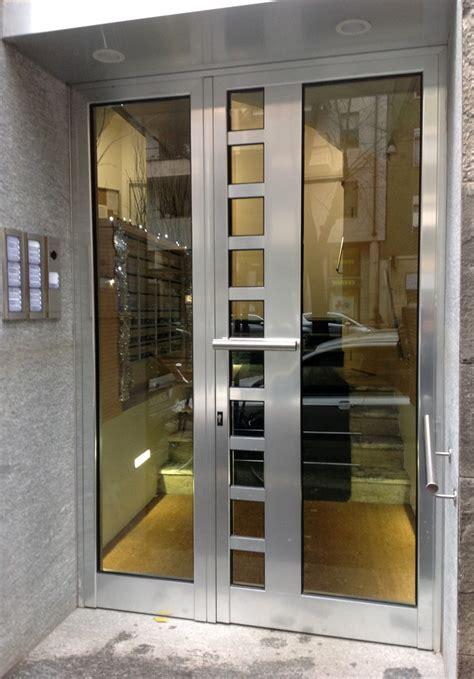 Portoncini Ingresso In Alluminio Prezzi Portoncini In Alluminio Gt Denia Serramenti In Alluminio