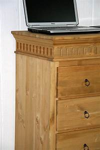 Kommode Kiefer Gelaugt Geölt : massivholz kommode schubladenkommode w schekommode kiefer gelaugt ge lt ~ Orissabook.com Haus und Dekorationen