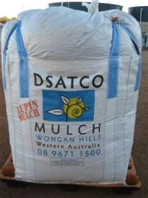 dsatco bulka bag lupin mulch perth wa online garden