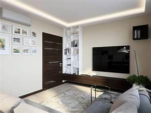 Wohnzimmer Beleuchtung Ideen : indirekte deckenbeleuchtung wohnzimmer haus ideen dekor ~ Yasmunasinghe.com Haus und Dekorationen