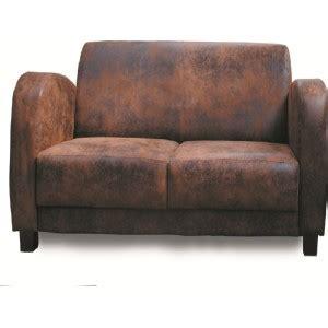 vieux canapé canape deux places microfibre vieux cuir