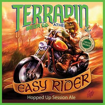 Easy Rider Hop Ride Beer Fred Let