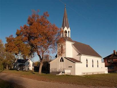 Lutheran Church Evangelical Vang Dakota North Churches