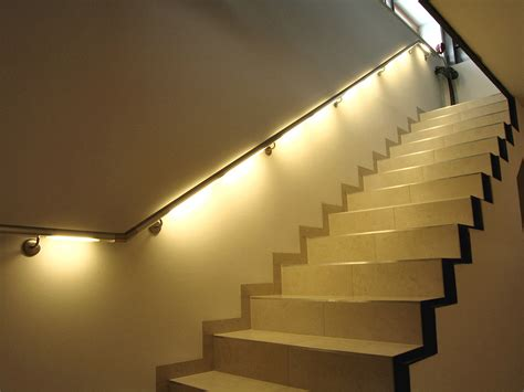 over the light fixture linus staircase lighting for indoor aristo b group ag