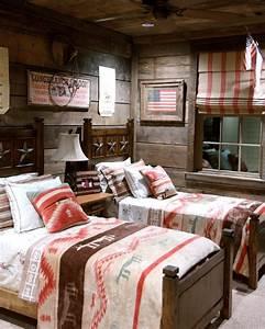23, Rustic, Bedroom, Interior, Design