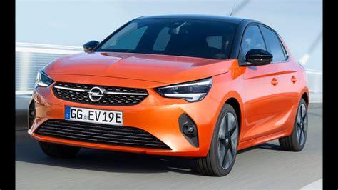 opel corsa  features design interior  drive