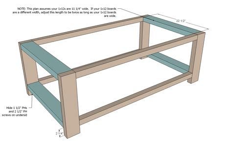 free simple end table plans simple construction free diy coffee table plans homemade