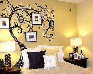 simple wall painting designs for bedroom home combo With wall painting designs for bedroom