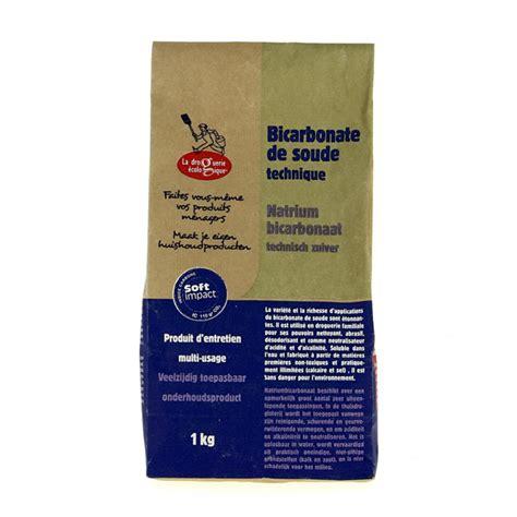 bain de siege bicarbonate de soude bicarbonate de soude technique 1kg la droguerie ecologique