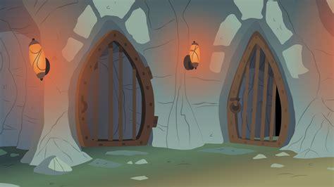 resource dungeon background  gray day  deviantart