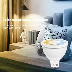 Gledopto Zigbee 3 0 Rgb Cct 4w Mr16 Smart Spotlight App