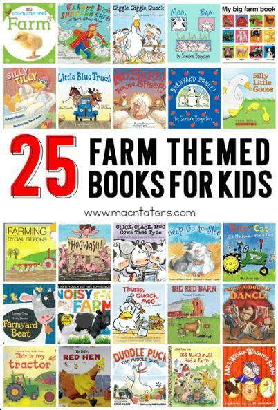 farm themed books for books and literacy for 537 | 920d61d60b44b7f3125ed525768b4466
