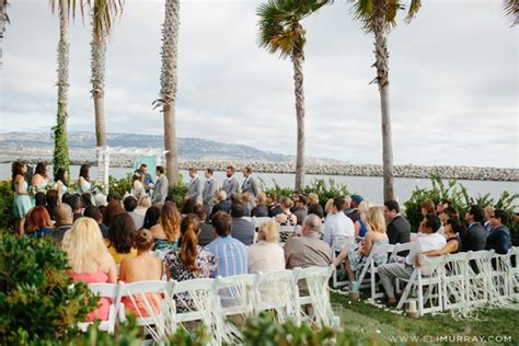 portofino hotel  yacht club redondo beach wedding