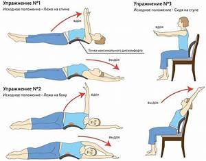 Дыхательная гимнастика при остеохондрозе лечение