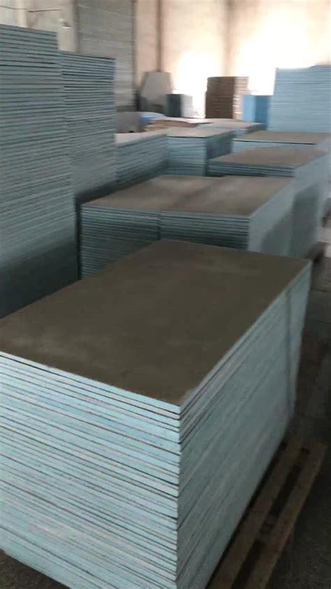 Color Fiber Cement Board Fiber Cement Board 12mm 16mm 4x8