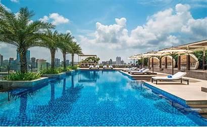 Mumbai Hotels Hotel Luxury Regis St Pool