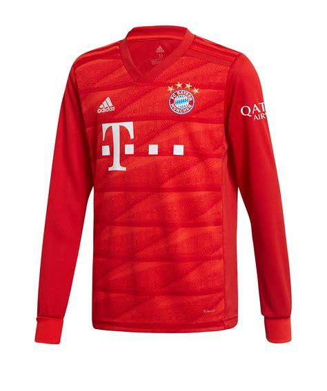 Meldungen, spielberichte, transfers und gerüchte. adidas FC Bayern München Trikot Home LA 2019/2020 ...