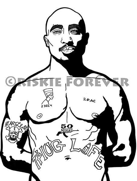 unauthorized death row records coloring book riskie