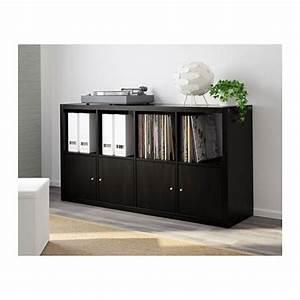 Regal Kallax Schwarz : best 25 ikea vinyl storage ideas on pinterest ikea ~ Michelbontemps.com Haus und Dekorationen