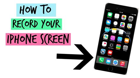 how to take a screen with iphone how to record your iphone screen like my whats on my