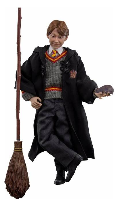 Ron Weasley Transparent Potter Harry Figura Rony