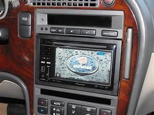 Aftermarket Audio Head Unit Installation - Saab 9-5
