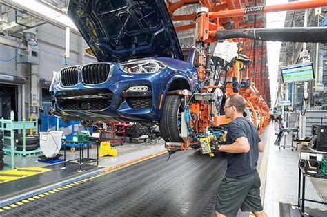 Bmw Spartanburg Sc by Bmw Investing Another 600m In South Carolina Plant