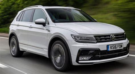 2019 Volkswagen Tiguan R Release Date, Changes, Concept