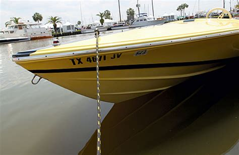 Fast V Hull Boats by The Donzi Coast Monthly Stem To