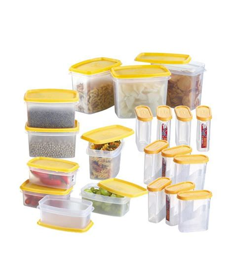 modular kitchen storage containers prime housewares modular kitchen food storage container 7831