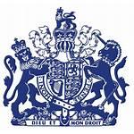 Royal Crest Order Garter