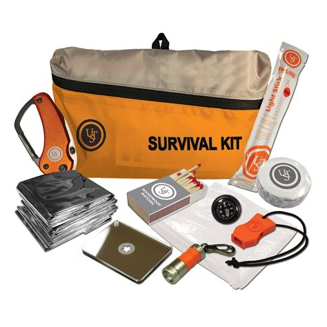 featherlite survival kit  ust brands